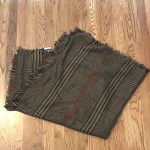 NWT brown scarf or shawl